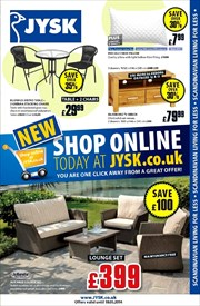 Catalogues with JYSK offers in Rugby