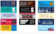 Catalogues with Blackwell's offers in Richmond upon Thames