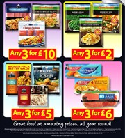 Offers from Farmfoods in the Huddersfield leaflet