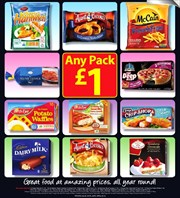 Catalogues with Farmfoods offers in Grantham