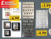 Catalogues with Poundstretcher offers in Louth