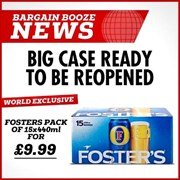 Catalogues with Bargain Booze offers in Grantham