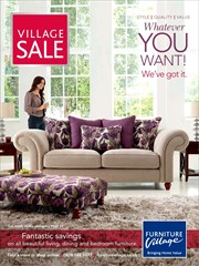 Catalogues with Furniture Village offers in Bromley
