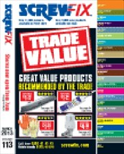 Catalogue of offers Screwfix