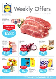 Catalogues with Lidl offers in Worcester