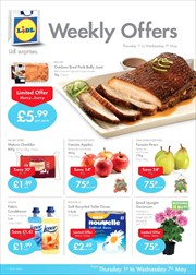 Catalogues with Lidl offers in Glasgow