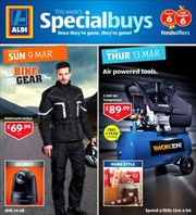 Catalogues with Aldi offers in Louth