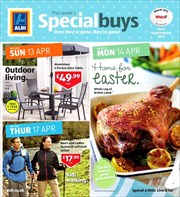 Catalogues with Aldi offers in Nottingham