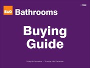 Catalogues with B&Q offers in Epsom