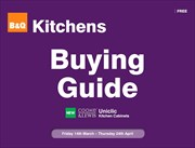 Catalogues with B&Q offers in Southend-on-Sea