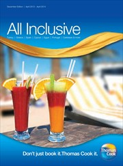 Catalogues with Thomas Cook offers in Inverness