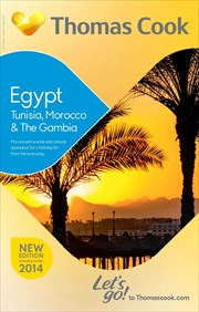 Catalogues with Thomas Cook offers in Derby