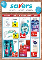 Catalogues with Savers offers in Hull