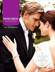 Catalogue of offers Moss Bros