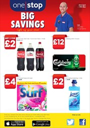 Catalogues with One Stop offers in Blackburn