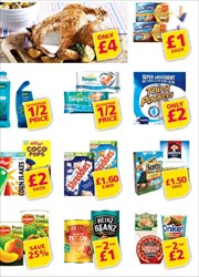 Catalogues with Budgens offers in Salford