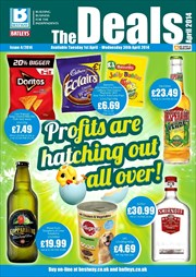 Catalogues with Batleys offers in Barnsley
