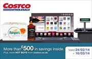 Catalogues with Costco offers in Cardiff