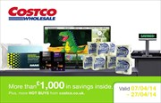 Catalogues with Costco offers in Hemel Hempstead