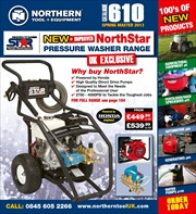 Catalogues with Northern Tool offers in Consett
