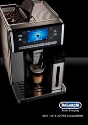 Catalogues with Delonghi offers in Sittingbourne