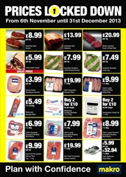 Catalogues with Makro offers in Huddersfield