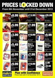 Catalogues with Makro offers in Watford