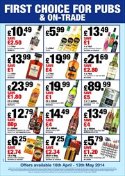 Catalogues with Makro offers in Norwich