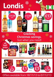 Catalogues with Londis offers in Newcastle upon Tyne
