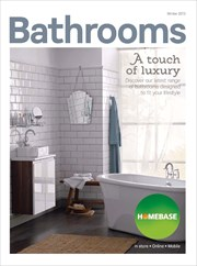 Offers from Homebase in the Sandbach leaflet
