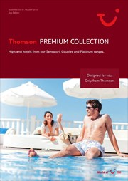 Catalogues with Thomson offers in Inverness