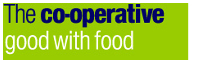 Logo The Co-operative Food