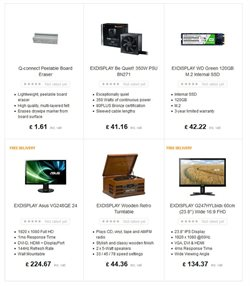 ASUS offers in the Ebuyer catalogue in London