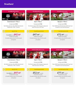 Electronics offers in the BT Broadband catalogue ( 17 days left)