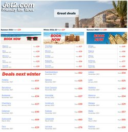 Jet2 offers in the Jet2 catalogue ( 19 days left)