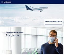 Lufthansa catalogue ( 2 days left )