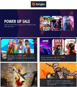 Offers of Games in Origin