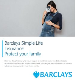 Banks offers in the Barclays catalogue ( 1 day ago)
