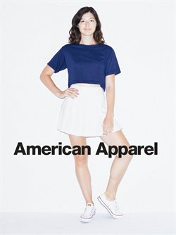 American Apparel catalogue ( 25 days left )