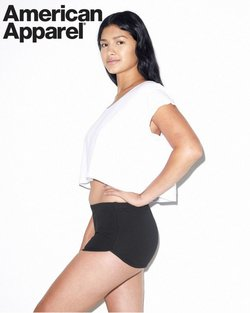 American Apparel catalogue ( 14 days left )