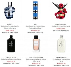Calvin Klein offers in the Beauty Base catalogue ( 12 days left)