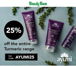 Pharmacy, Perfume & Beauty offers in the Beauty Base catalogue ( Published today)