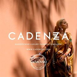 Cadenzza offers in the London catalogue
