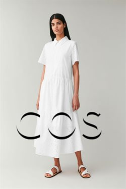 COS catalogue in London ( More than a month )
