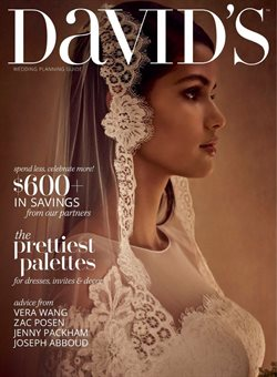 David's Bridal offers in the London catalogue