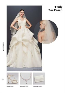 Handbag offers in the David's Bridal catalogue in London