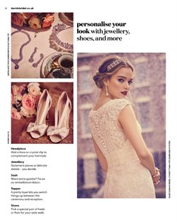 Shoes offers in the David's Bridal catalogue in London