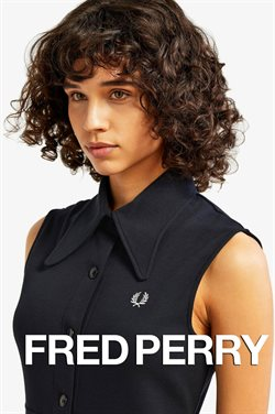 Fred Perry offers in the London catalogue
