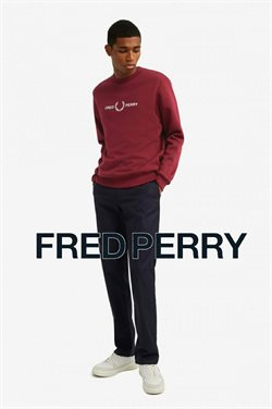 Fred Perry catalogue ( 19 days left )