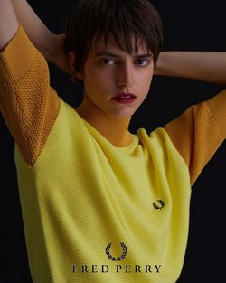 Fred Perry offers in the Fred Perry catalogue ( 8 days left)